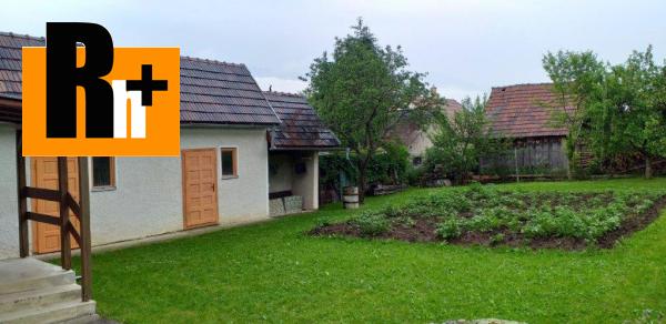 8. obrázok Vysoké Tatry Važec rodinný dom na predaj -