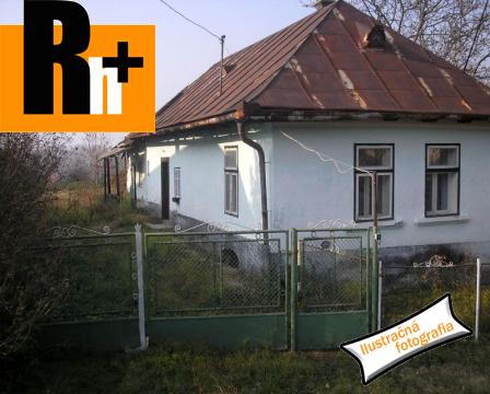 Foto Na predaj rodinný dom Nový Tekov - rezervované