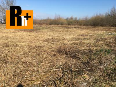 Malacky Boženy Němcovej na predaj pozemok pre bývanie - TOP ponuka