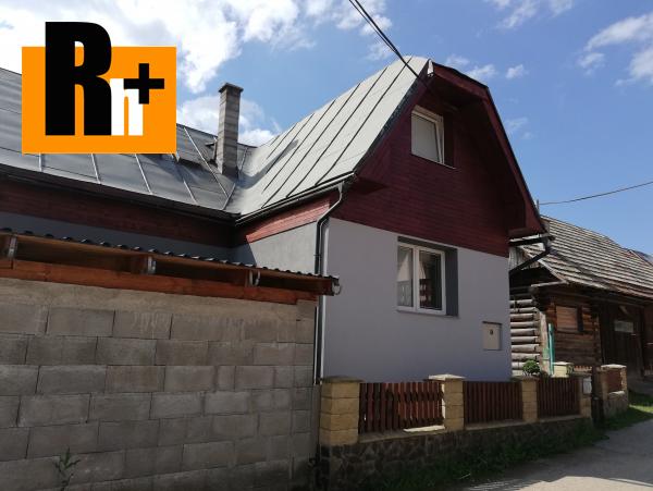 Foto Na predaj Žilina Belá rodinný dom - TOP ponuka