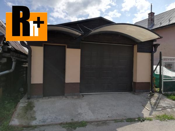 18. obrázok Žilina Belá na predaj rodinný dom - TOP ponuka
