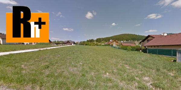 Foto Pozemok pre bývanie Kysucké Nové Mesto na predaj
