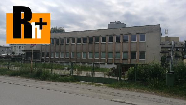 Foto Na predaj Žilina širšie centrum administratívna budova - so štúdiou prestavby