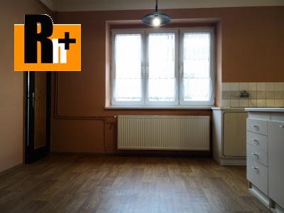 Na pronájem byt 2+1 Ostrava Moravská a Přívoz Gorkého - ihned k dispozici