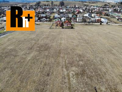 Na predaj Rosina 942m2 pozemok pre bývanie - exkluzívne v Rh+