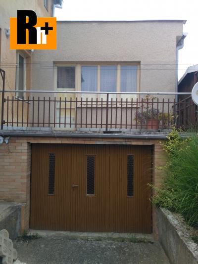 Na predaj 3 izbový byt Trenčín Zlatovce - exkluzívne v Rh+
