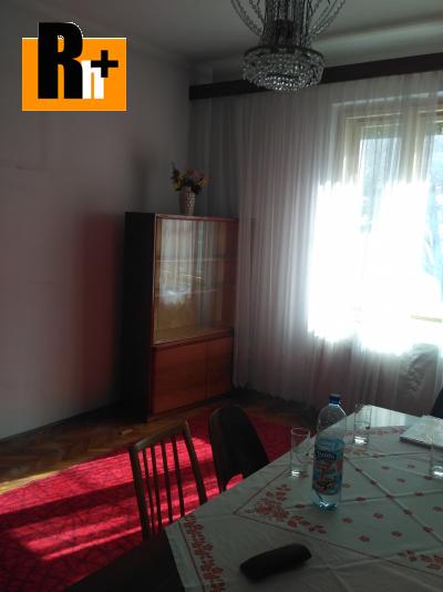 Na predaj 3 izbový byt Trenčín Zlatovce - exkluzívne v Rh+ 7