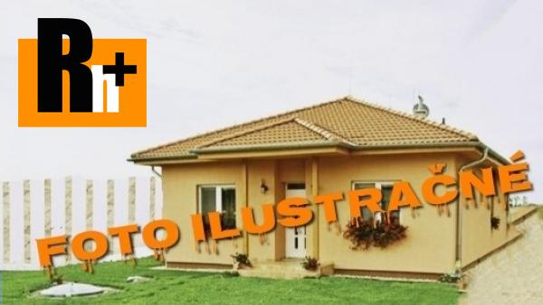 Foto Na predaj Trnava rodinný dom - novostavba