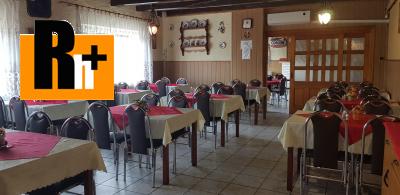 Reštaurácia Smolenice na predaj - TOP ponuka 1