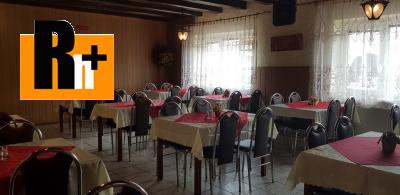 Reštaurácia Smolenice na predaj - TOP ponuka 2