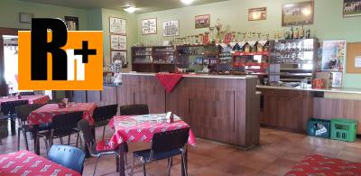 Reštaurácia Smolenice na predaj - TOP ponuka 3