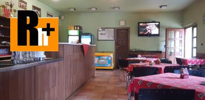 Reštaurácia Smolenice na predaj - TOP ponuka 4