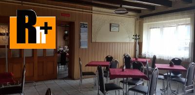Reštaurácia Smolenice na predaj - TOP ponuka 5