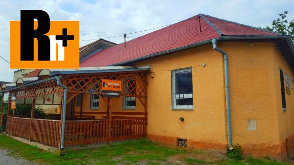 Foto Na predaj rodinný dom Beluša Trenčianska - exkluzívne v Rh+