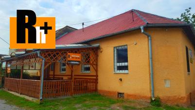 Na predaj rodinný dom Beluša Trenčianska - exkluzívne v Rh+