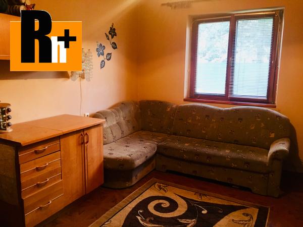 Foto Na predaj 1 izbový byt Horný Hričov so záhradkou - ihneď k dispozícii
