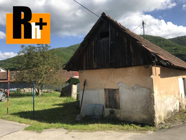 Foto Omšenie pozemok pre bývanie na predaj - 216m2