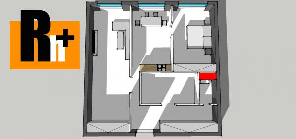 Foto 2 izbový byt na predaj Žilina Vlčince 54m2 - exkluzívne v Rh+