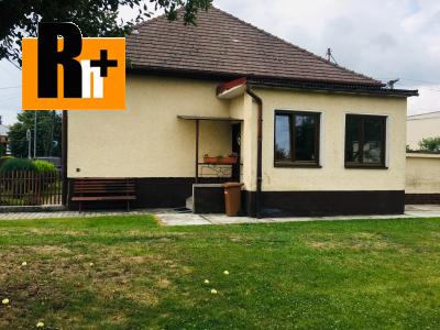 Rodinný dom Žilina širšie centrum so záhradou na prenájom - ihneď obývateľný