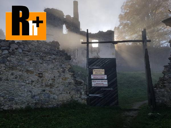 Foto Na predaj Žilina Sklabinský HRAD iný objekt na bývanie a rekreáciu - exkluzívne v Rh+