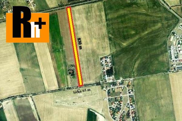 1. obrázok Na predaj orná pôda Senec - 56500m2