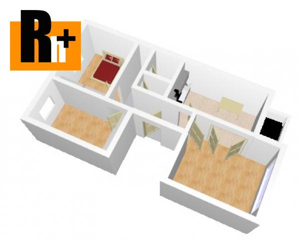 2. obrázok Trenčín Sihoť , na predaj 3 izbový byt - exkluzívne v Rh+