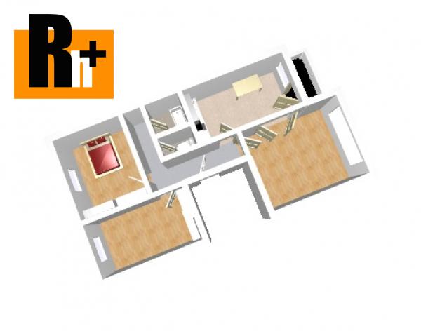 3. obrázok Trenčín Sihoť , na predaj 3 izbový byt - exkluzívne v Rh+