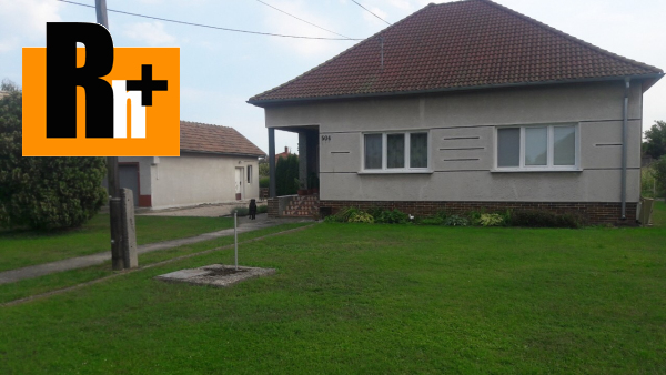 Foto Iža 1747m2 na predaj rodinný dom