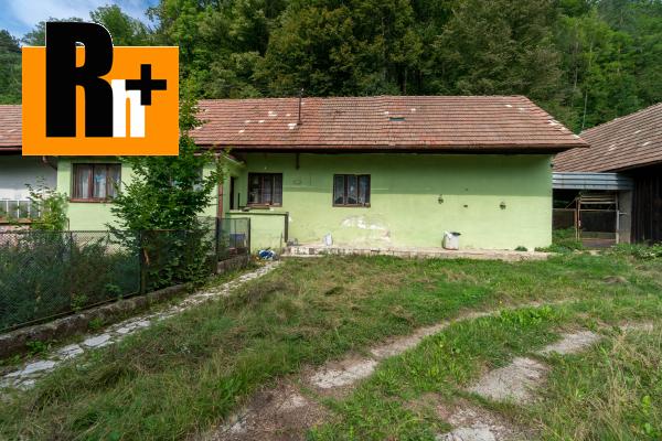 Foto Divinka 892m2 na predaj rodinný dom - rezervované