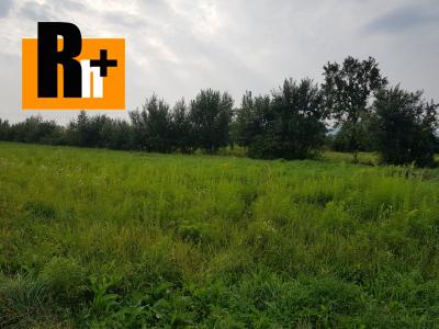 Rosina 1540m2 na predaj pozemok pre bývanie - TOP ponuka