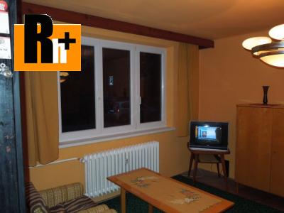 Na predaj 3 izbový byt Trenčín Sihoť Hodžova