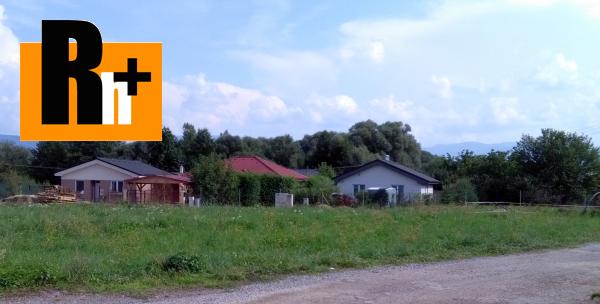 Foto Pozemok pre bývanie na predaj Bojnice - 974m2 - exkluzívne v Rh+