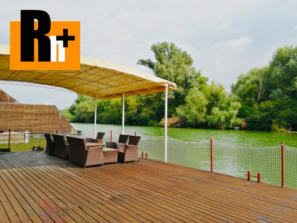 Foto Bratislava-Petržalka Hausboat iný objekt na bývanie a rekreáciu na predaj - TOP ponuka