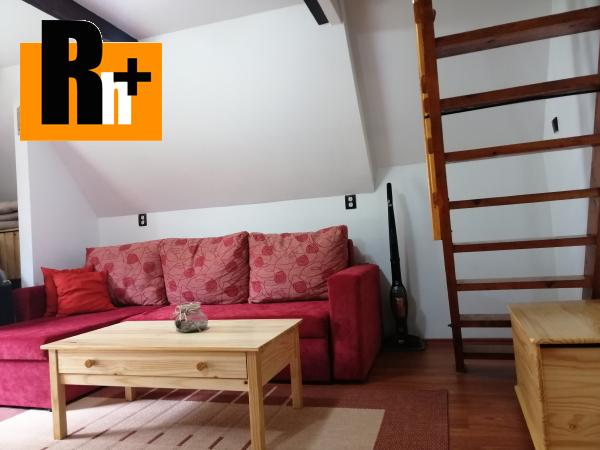 2. obrázok Chata Pezinok Kučišfdorská dolina na predaj - TOP ponuka