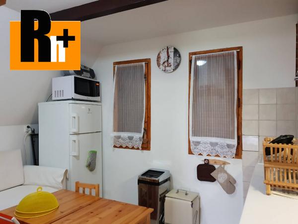 5. obrázok Chata Pezinok Kučišfdorská dolina na predaj - TOP ponuka
