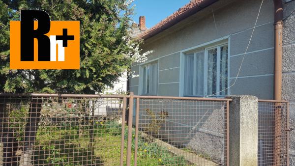1. obrázok Rodinný dom na predaj Veľké Bierovce - znížená cena