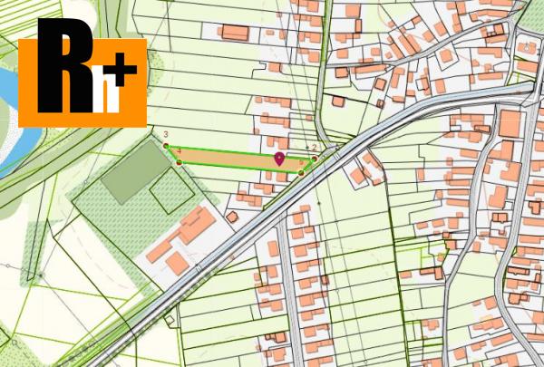 3. obrázok Vyšný Žipov  na predaj pozemok pre bývanie - exkluzívne v Rh+
