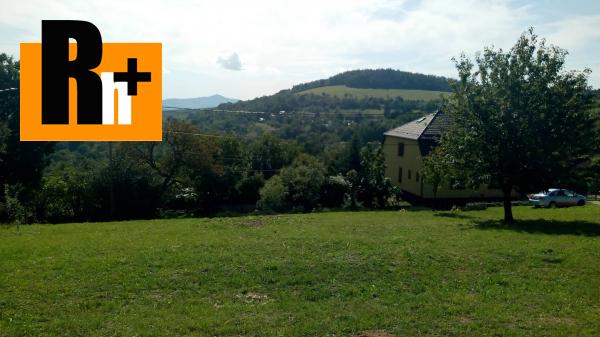 Foto Pozemok pre bývanie Dolná Súča na predaj - exkluzívne v Rh+