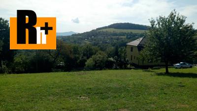 Pozemok pre bývanie Dolná Súča na predaj - exkluzívne v Rh+