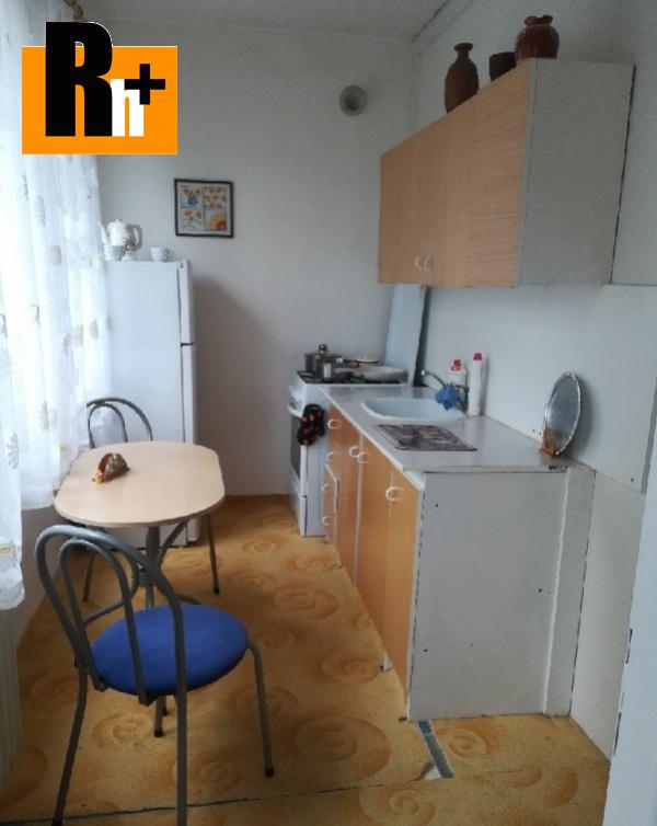 Foto Na predaj 1 izbový byt Košice-Západ Trieda SNP -