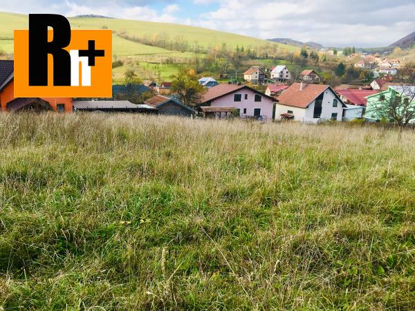 Foto Lysica slnečný s krásnym výhľadom pozemok pre bývanie na predaj - TOP ponuka