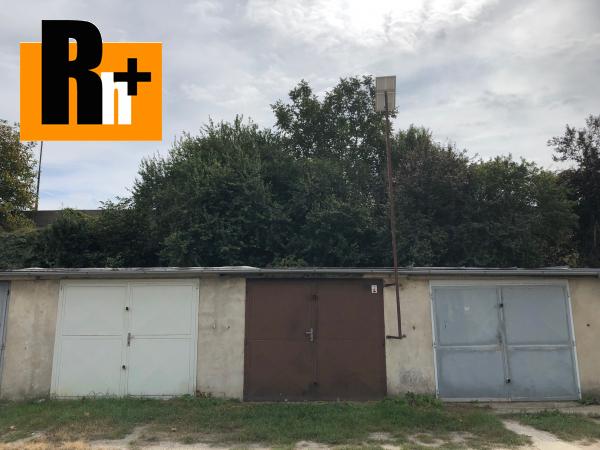 Foto Na predaj garáž jednotlivá Komárno na ulici Generála Klapku -