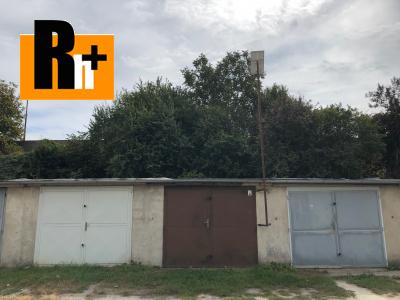 Na predaj garáž jednotlivá Komárno na ulici Generála Klapku -
