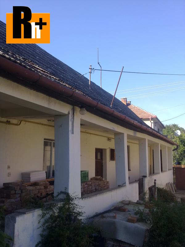 Foto Chocholná-Velčice Chocholná na predaj rodinný dom - znížená cena