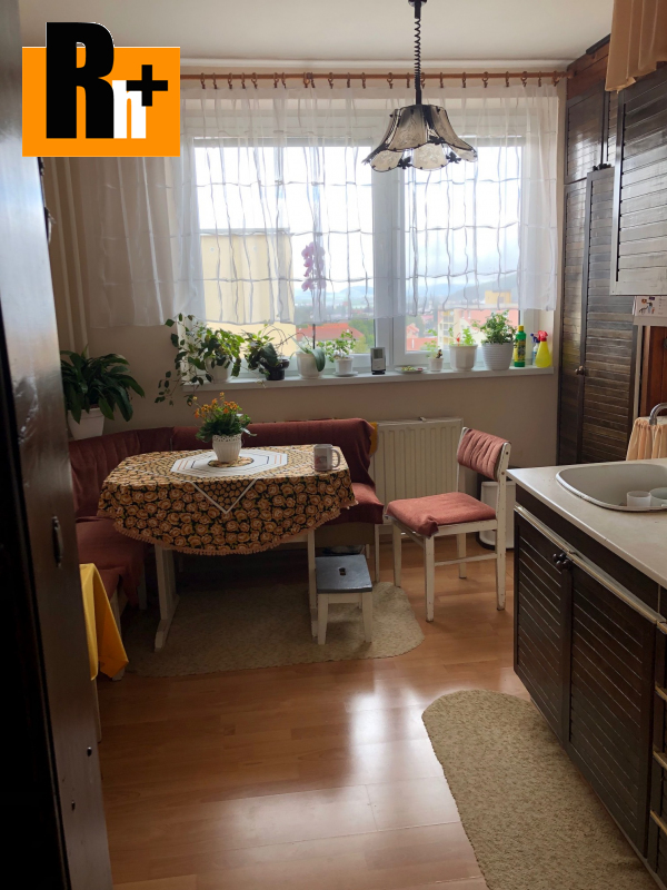 Foto Kežmarok na predaj 3 izbový byt - rezervované