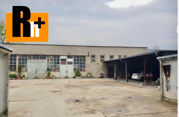Foto Priemyselný areál na predaj Bratislava-Nové Mesto Nobelová: investičná príležitosť - exkluzívne v Rh