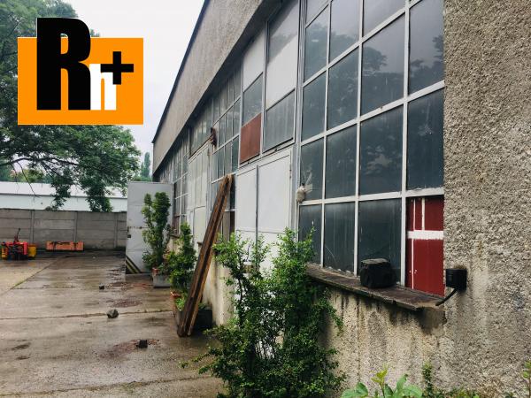 15. obrázok Priemyselný areál na predaj Bratislava-Nové Mesto Nobelová: investičná príležitosť - exkluzívne v Rh