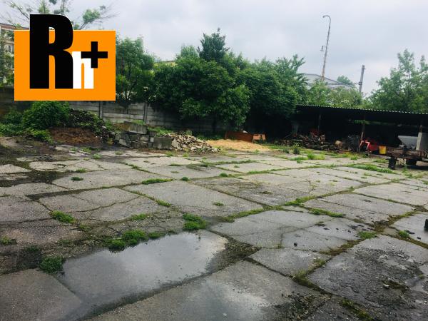 16. obrázok Priemyselný areál na predaj Bratislava-Nové Mesto Nobelová: investičná príležitosť - exkluzívne v Rh