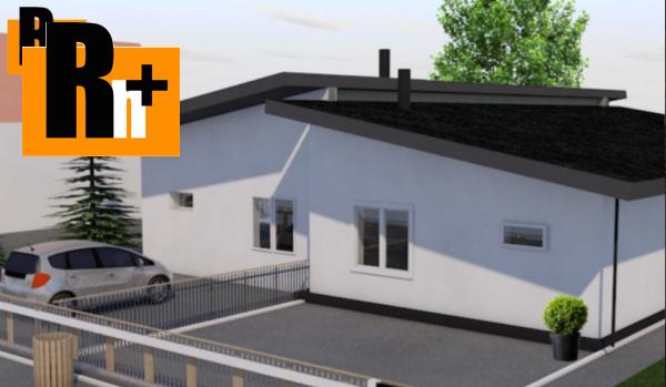 Foto Na predaj Hrubá Borša novostavba dvojdomu  rodinný dom - exkluzívne v Rh+