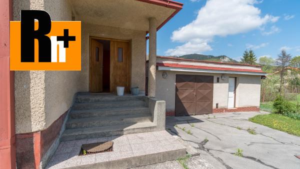 Foto Na predaj rodinný dom Rajecké Teplice 475m2 pri Centre - exkluzívne v Rh+